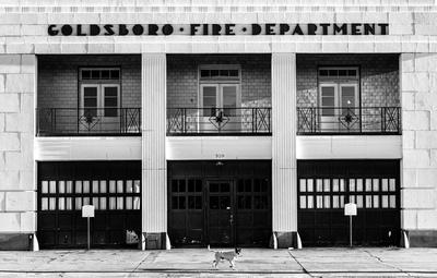Goldsboro Fire House