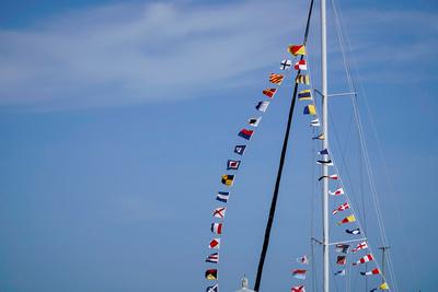 Flag Sail